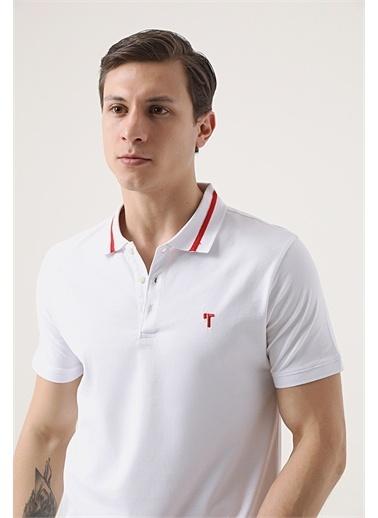 Tween Tween Antrasit T-Shirt Beyaz